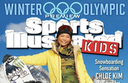 STS Student Published in Sports Illustrated Kids