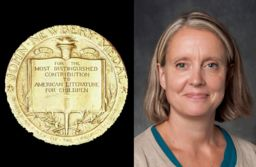 DeLap Named to Newbery Award Committee