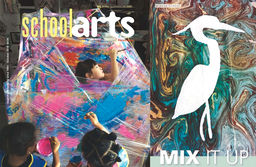"SchoolArts Publishes Article on ""Mix It Up"" Master Class at STS"