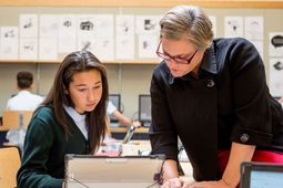 STS Teachers Named Microsoft Innovative Educator Experts