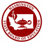 Washington State Board of Education logo