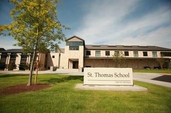 St. Thomas school building