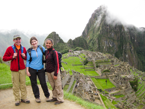 middle school trips to Peru
