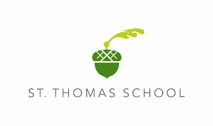 St. Thomas School logo